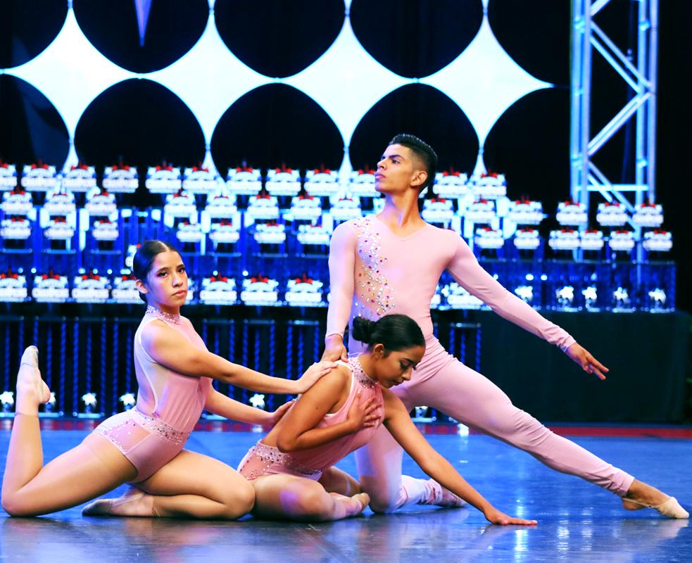 Studio dance team competition Contest of Champions Disney World